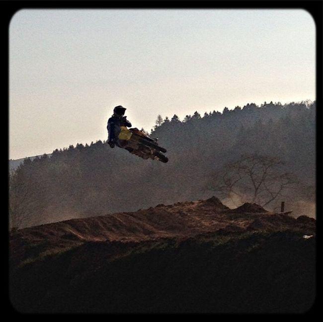 Whip it...? Motocross
