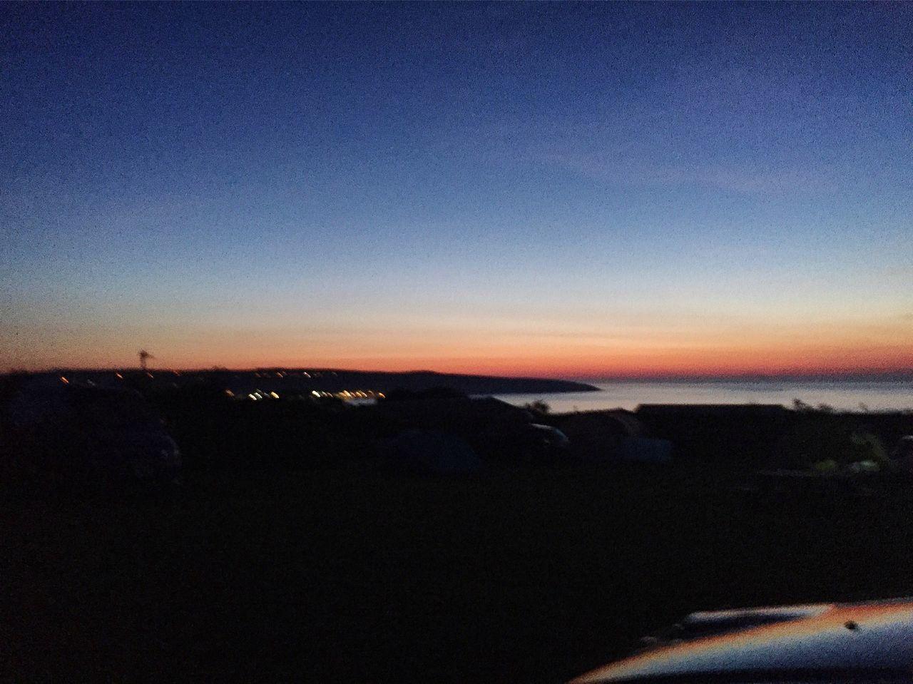 Relaxing Sunset Fishguard Fishguard, Pembrokeshire United Kingdom