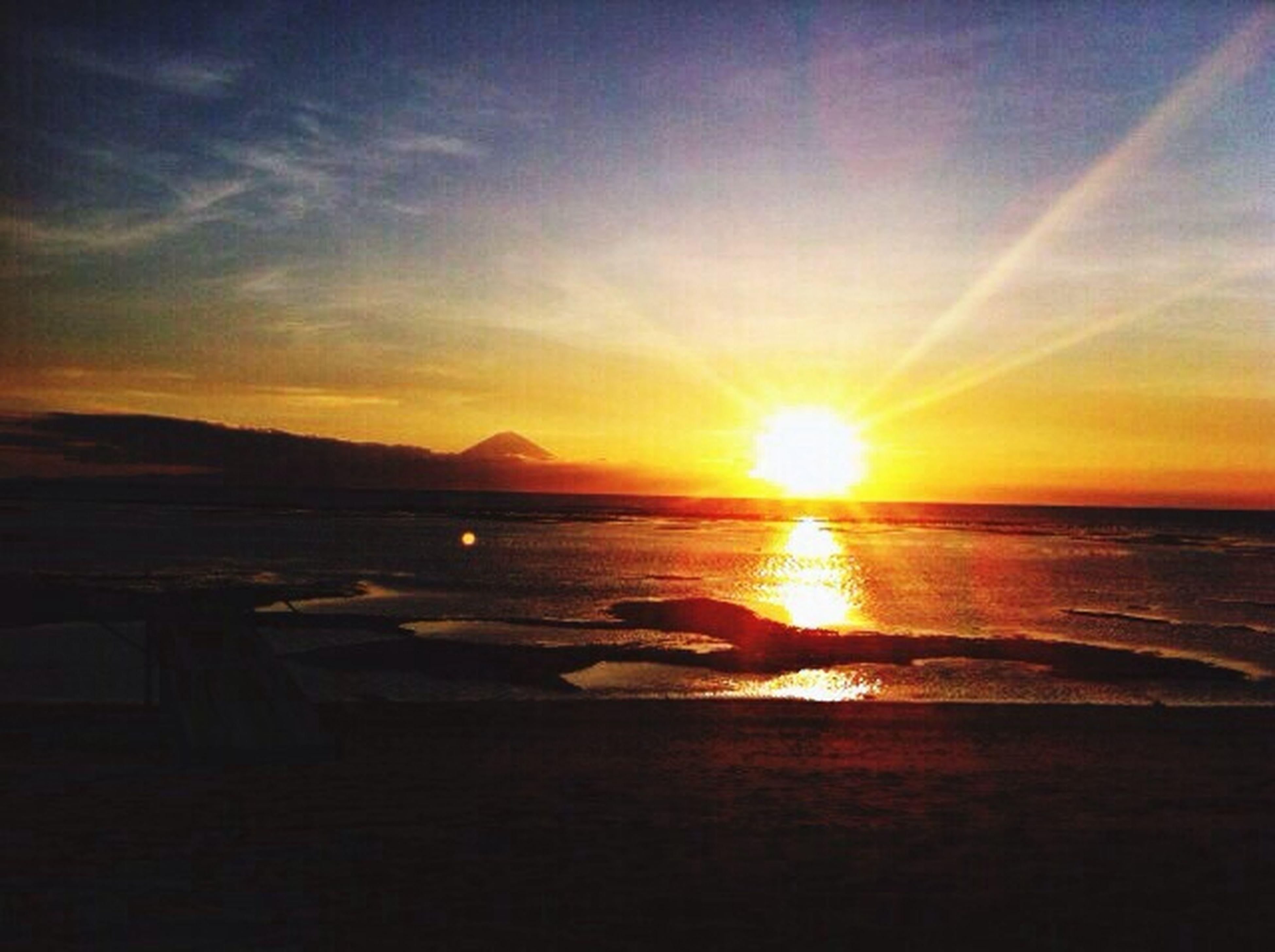 Sunset Traveling INDONESIA Enjoying Life