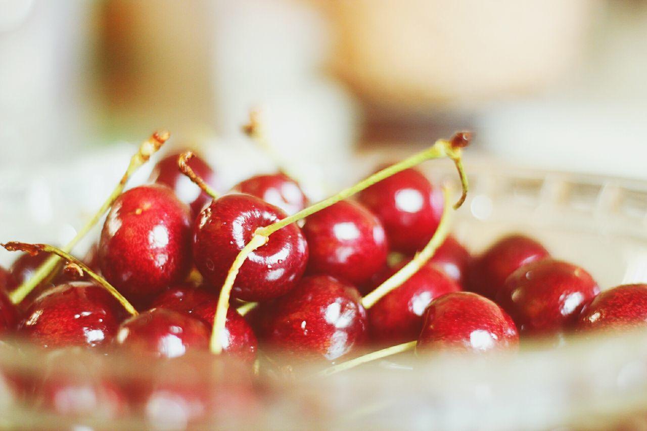 Everyday Joy Vscocam Canon Canon600D Cherries Cherry