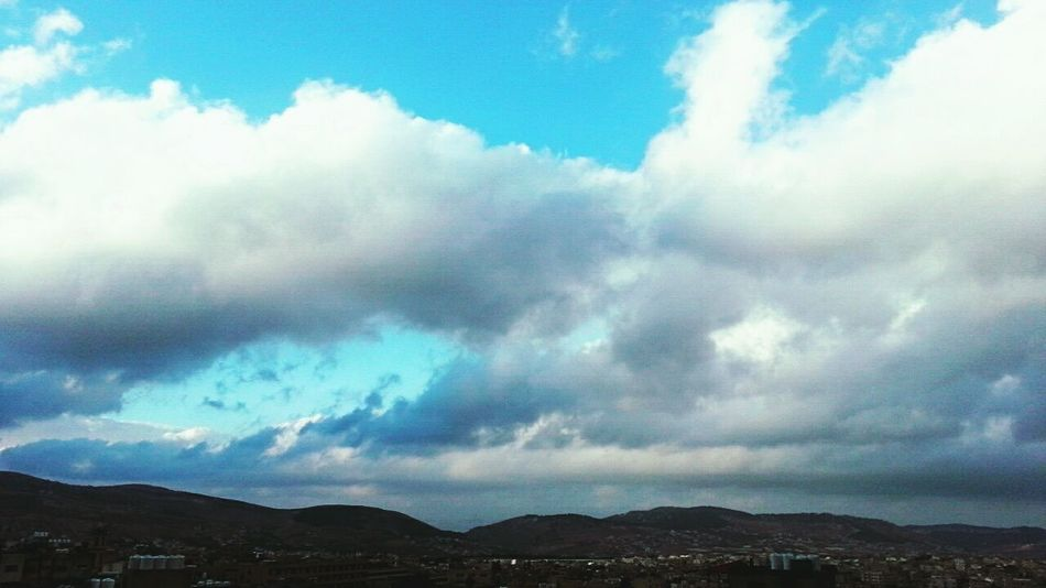 Cloud - Sky Nature Tumblr First Eyeem Photo Beauty In Nature My Favorite Color Blue Rain