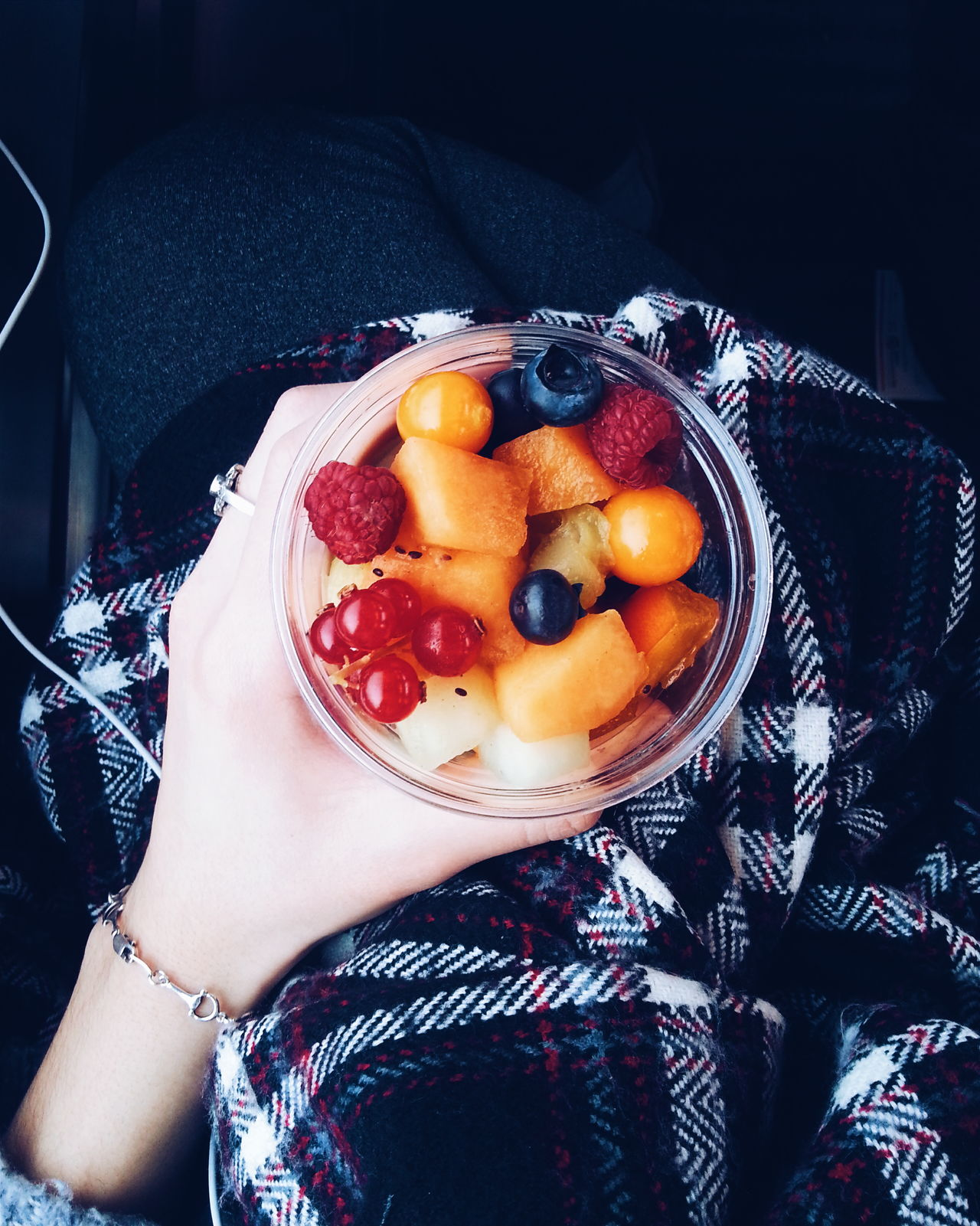 Beautiful stock photos of healthy eating, Berry Fruit, Container, Cropped, Directly Above