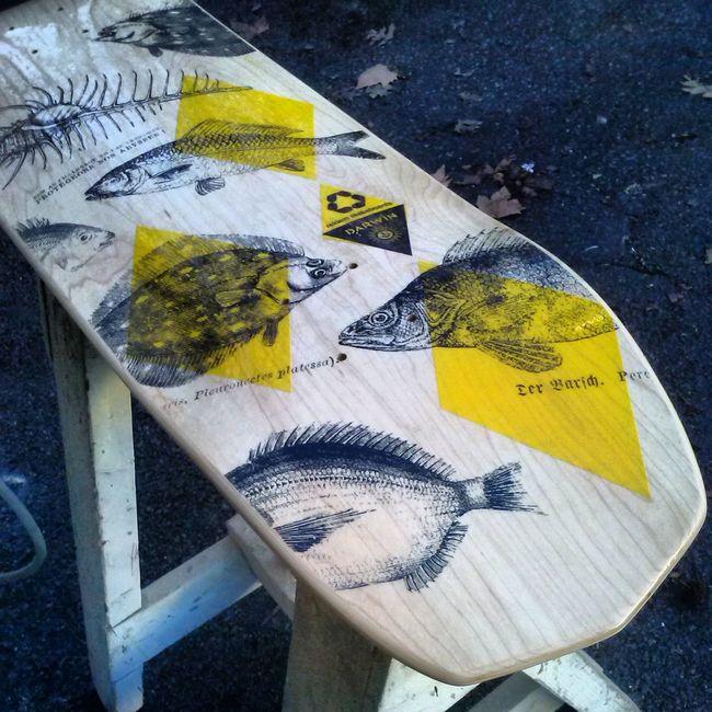 for Darwincaserne Rekiem Skateboards Skateboards . Hangar Darwin