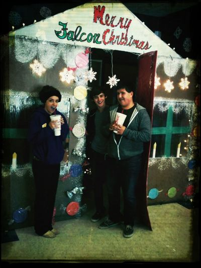 Christmas at LD ☺☺