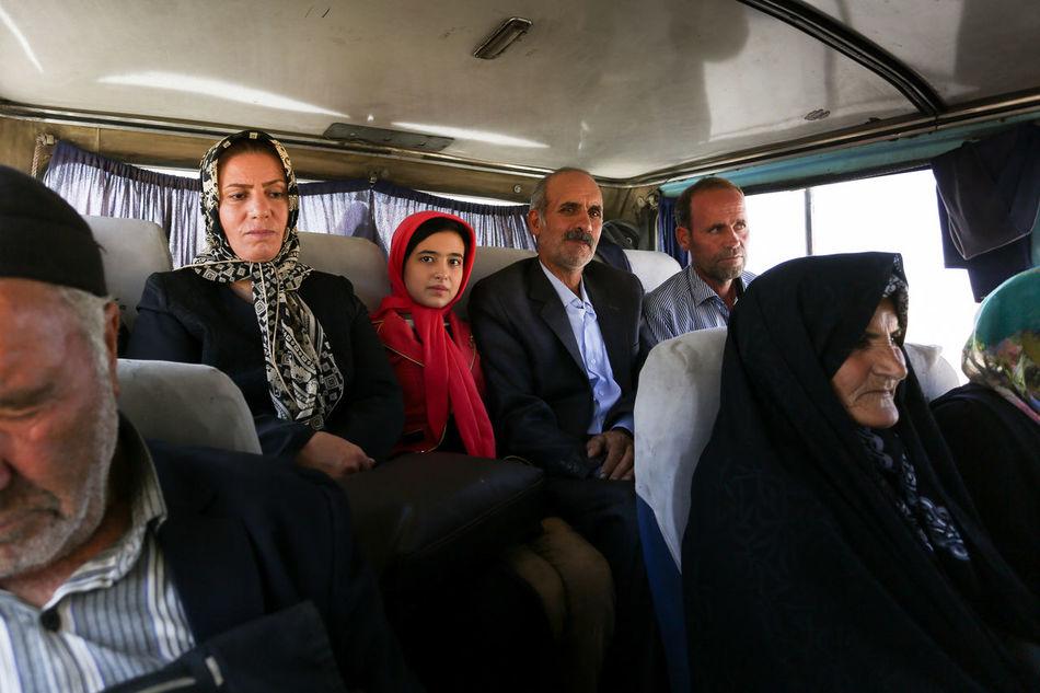 ASIA Hamedan Iran Middle East Persian Portrait Transportation Travel