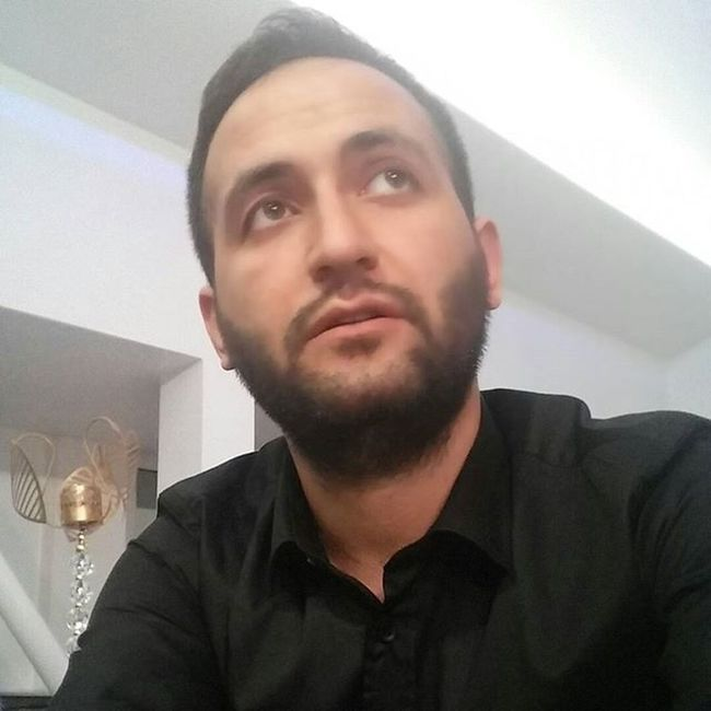 UFO Goren Masum Koylu Antalya Beard Sakal Siyah Black Instaturk Instagood