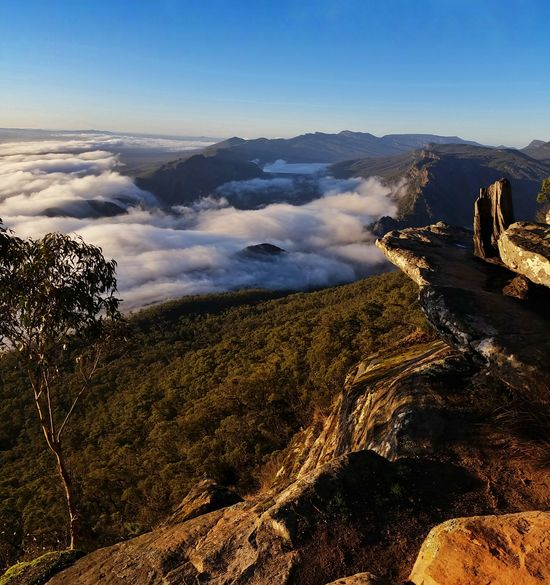 The Great Outdoors - 2017 EyeEm Awards On A Hike Grampian National Park Dawn Of A New Day Above The Clouds 🎼===▶ https://youtu.be/oUObGCCXAfs 🌌 Australian Landscape Exceptional Photographs My Cloud Obsession☁️ Beauty In Nature EyeEm Nature Lover Travel Destinations Australian Photographers