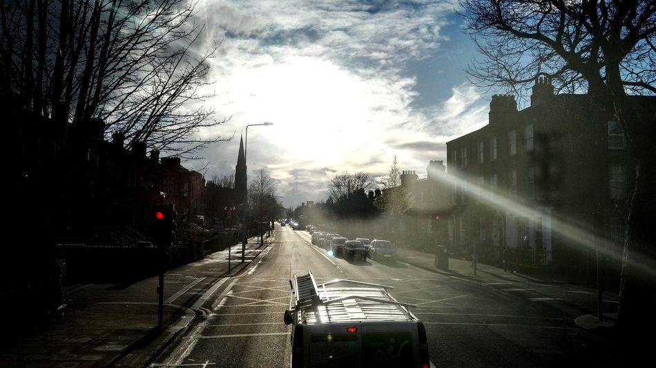 Street Dublin Sunny Irishphotographer