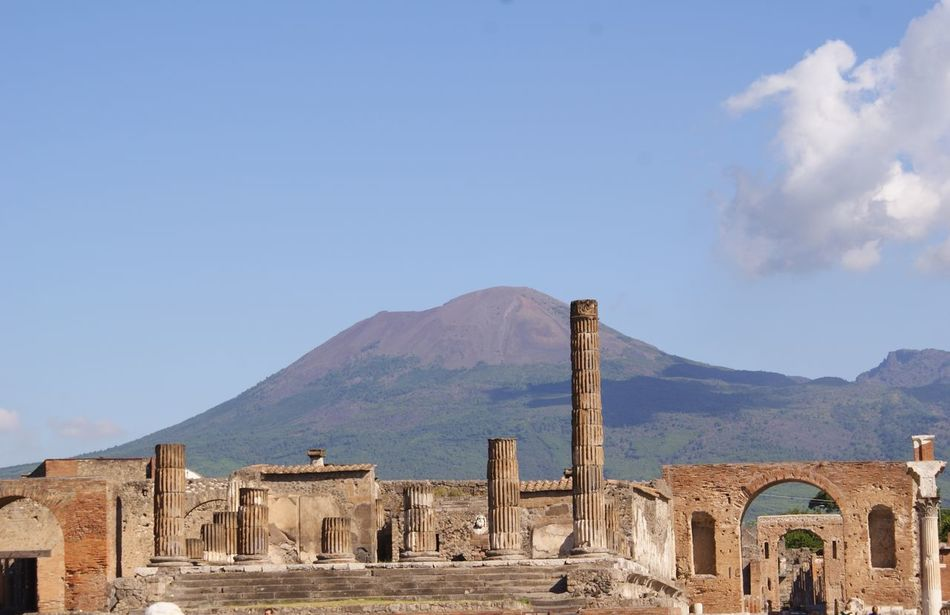 Beautiful stock photos of pompeii, Ancient Rome, Arch, Archaeology, Architectural Column