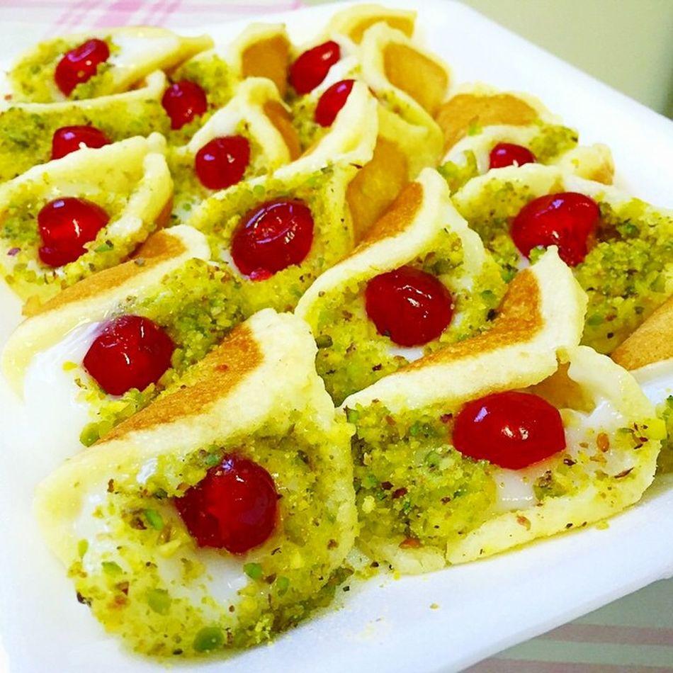 Foodporn Ymmy Ramadan  Amman Food Arabic Sweets Katayef