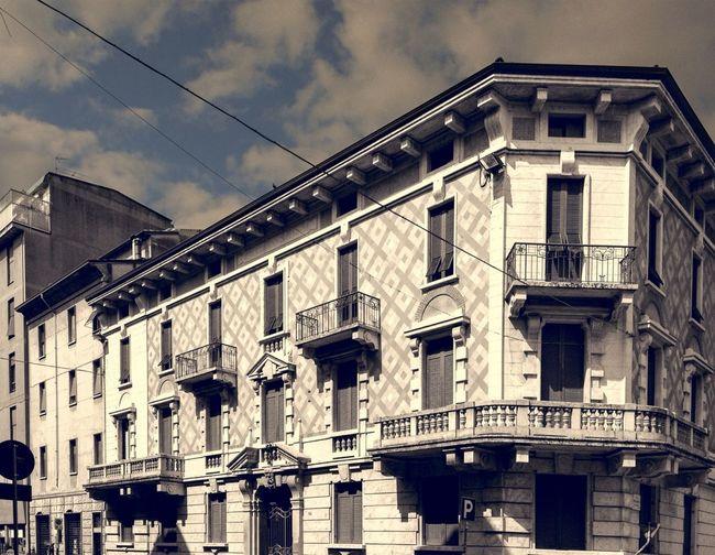 Palazzo In Via Cavour