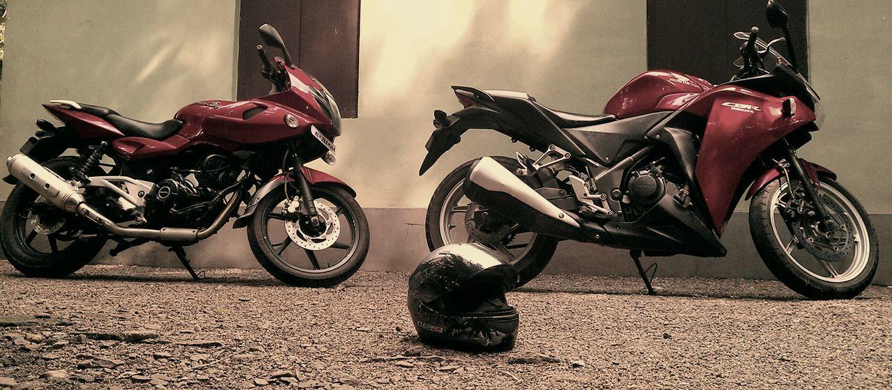 Pulsar 220 Bajaj CBR 250 Honda Ls2 Helmet