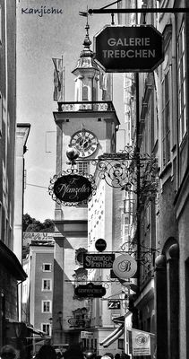 eye4black&white  at Innsbruck by Chiara