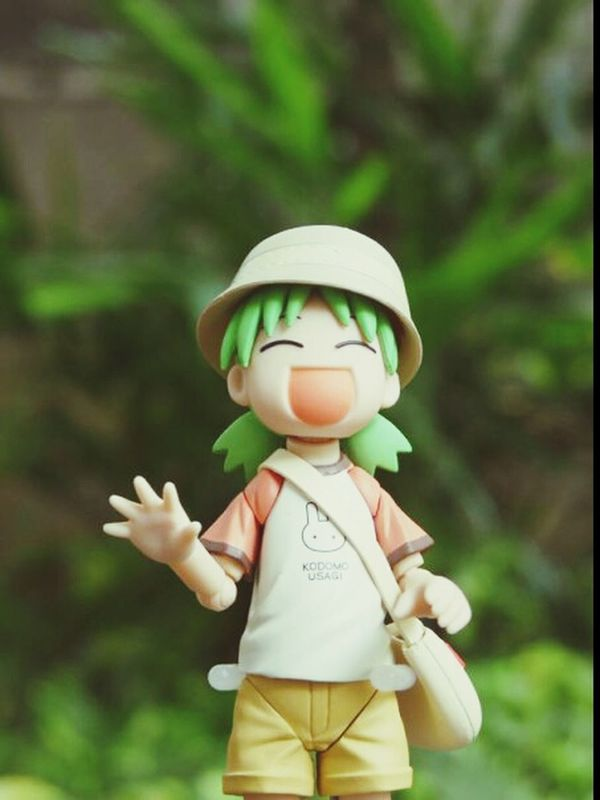 hello human!! Yotsuba Toy Photography My Favourite Things Minifigure