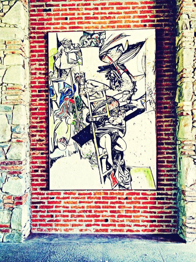 Taking A Break Wall Art