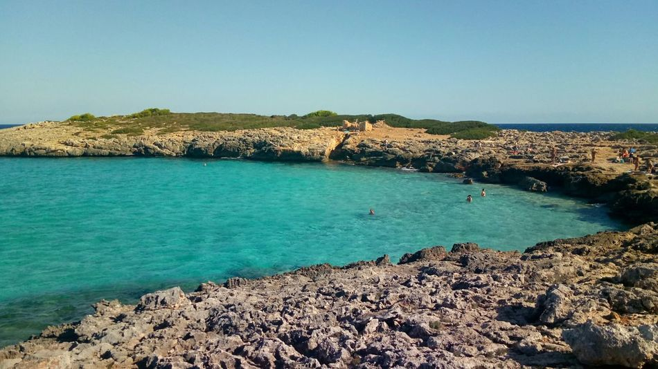EyeEm Selects cala varques on mallorca island Sea Beach Outdoors Rock - Object Water Beauty In Nature Travel Destinations Scenics Majorca Mediterranean  Mallorca Idyllic Island Cala Varques Been There. The Week On EyeEm