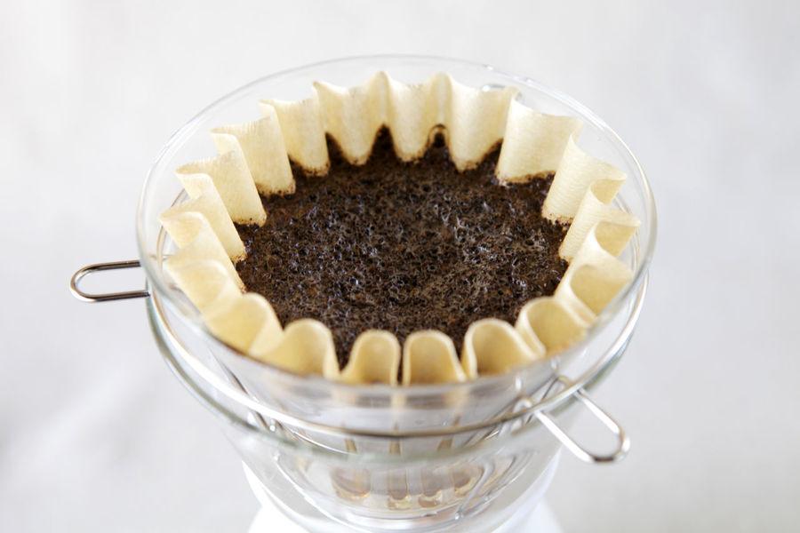 Close-up Coffee Coffee Paper Hand Drip Coffee