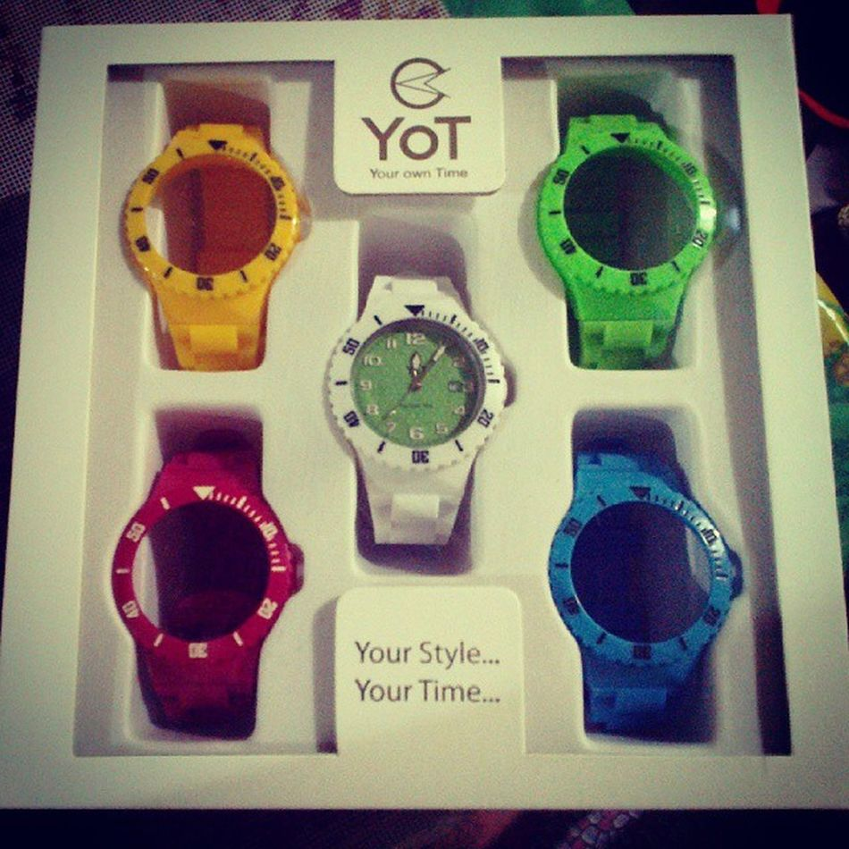 A freebie from Hp .. Yot your time your stye