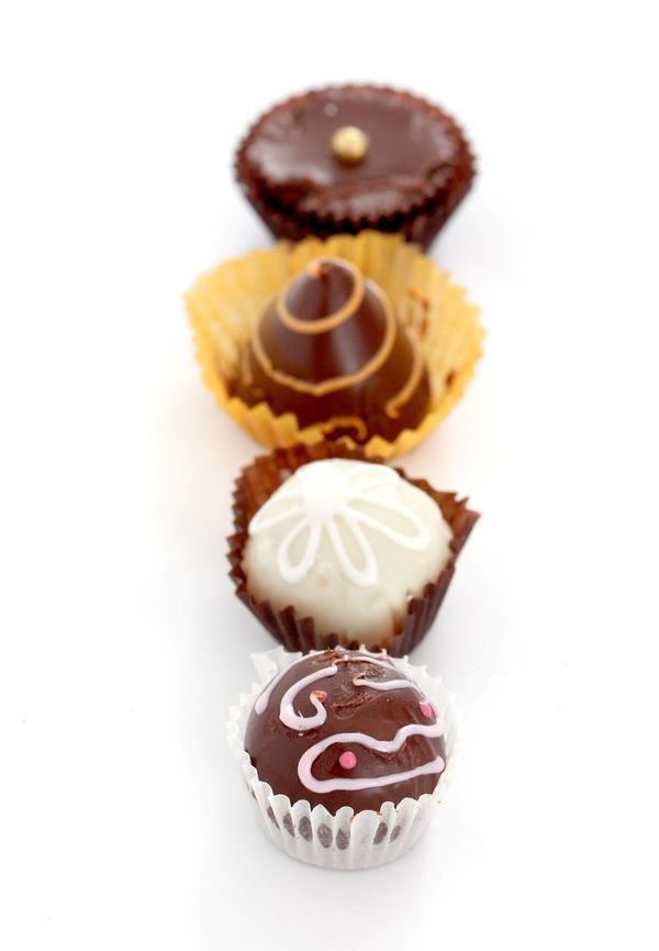 homemade bonbons Bonbon Cakes Chocolate Close-up Cocoa Food Food And Drink Fundge Homemade Homemade Food No People Praline Sweet Food Sweets Truffles