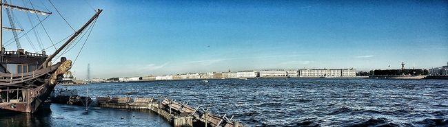 Saint-Petersburg Blue Sky Blue I'll Be Back Petergof Summer ☀ Sunny Day Russia