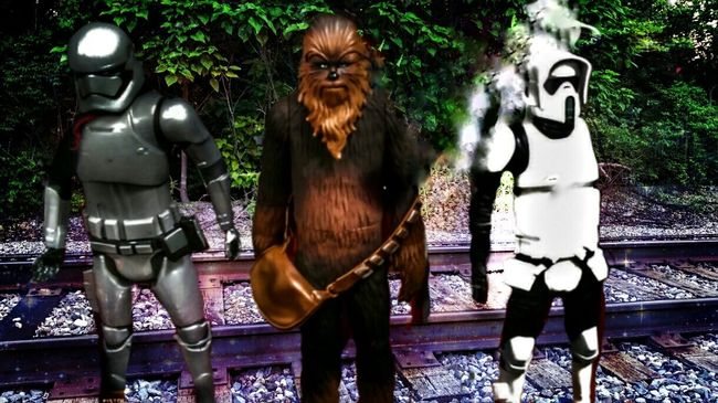 https://youtu.be/a8B1X4wDyWk YOU MUST WATCH THIS! I think I just found the answer to sadness! The Impurist Toyoutsiders Wrong Side Of The Tracks Star Wars The Strangest Places Beam Me Up