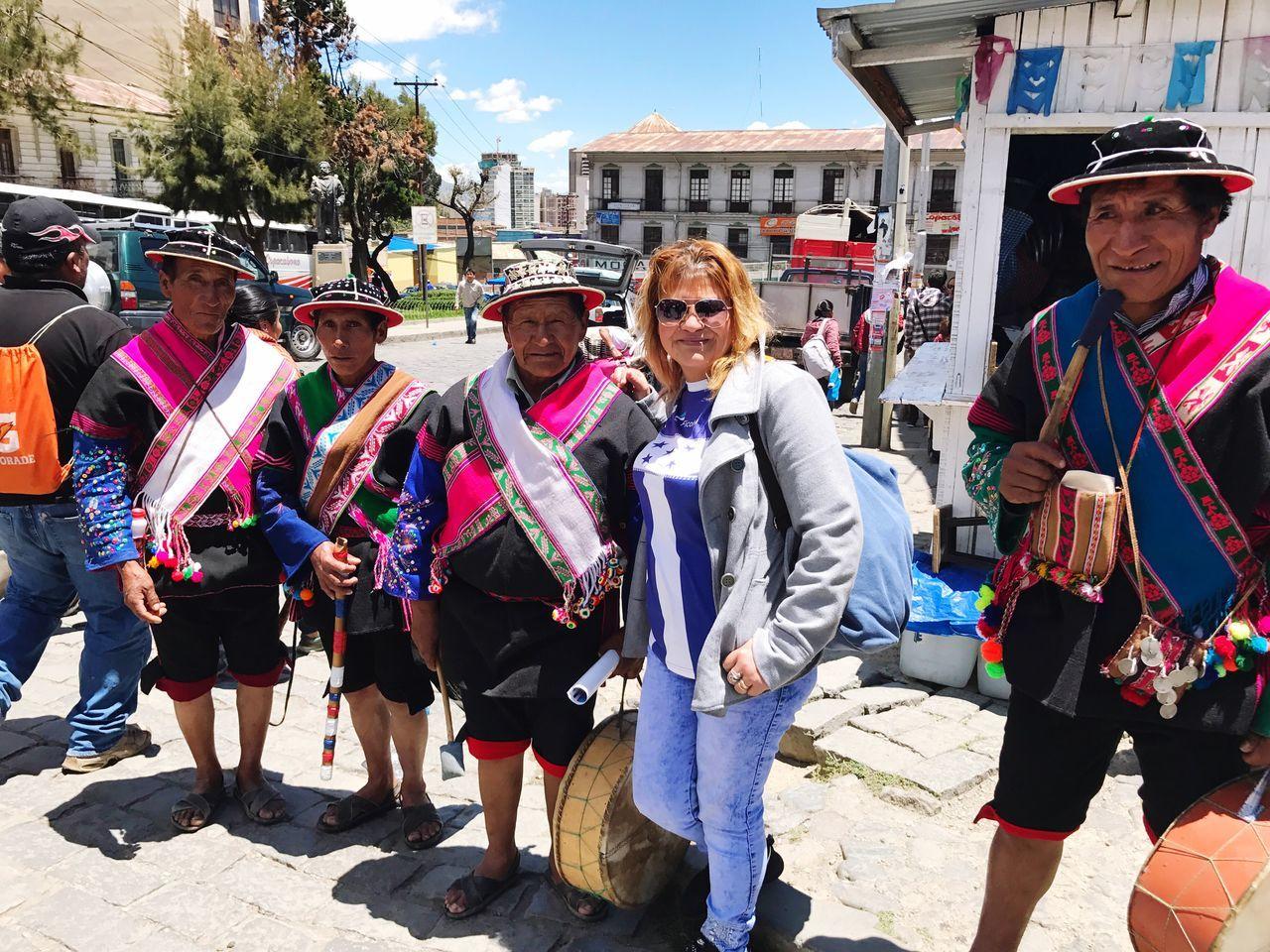 LaPazBolivia mi Madre Honduras