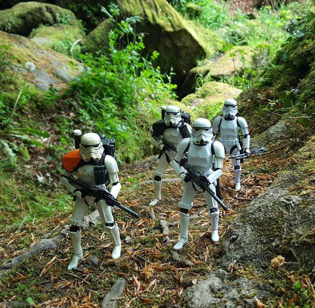 Starwars Star Wars Stormtrooper Toyphotography Toy Photography Starwarstoys Starwarsblackseries R2D2 Finn Rey Hansolo KyloRen Sandtrooper HasbroToyPic Millenium Falcon