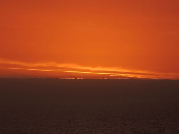 Sunset Today Beautiful Sunset♥♥Good Evening EyeEm Orange Sunset Sunset_captures Sunsetphotographs Sunset Silhouettes Sunset_collection Sunset And Sea Sunset And Clouds  Horizon Over Sea Enjoying The Sunset The Purist (no Edit, No Filter) Reñaca Beach , Chile