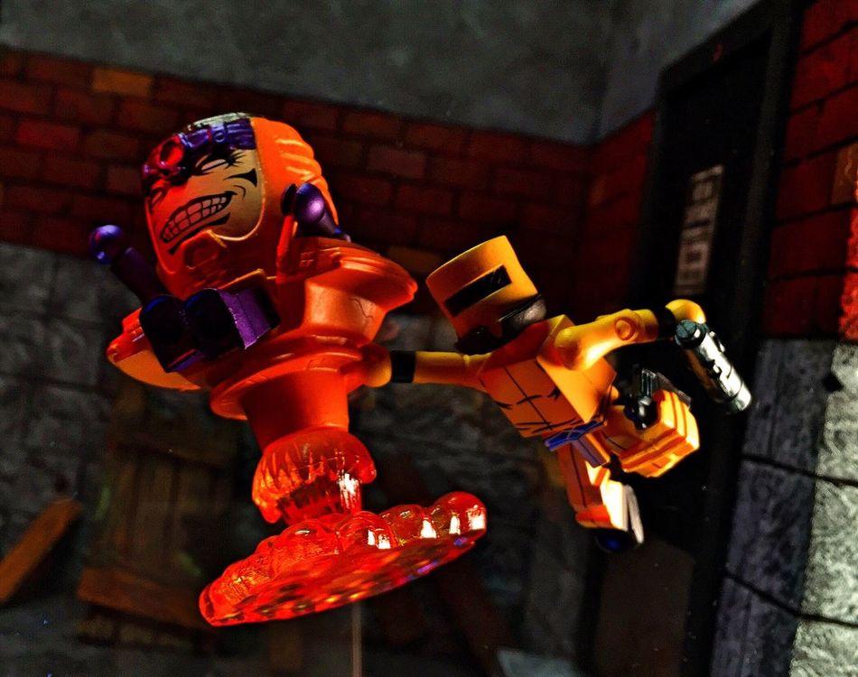 Modok Aim Diorama Villain Villains  Aimsoldier Action Figures Comic Marvel ACBA Actionfigures Toyphotography Toys Superheroes Marvellegends Actionfigure Adventure