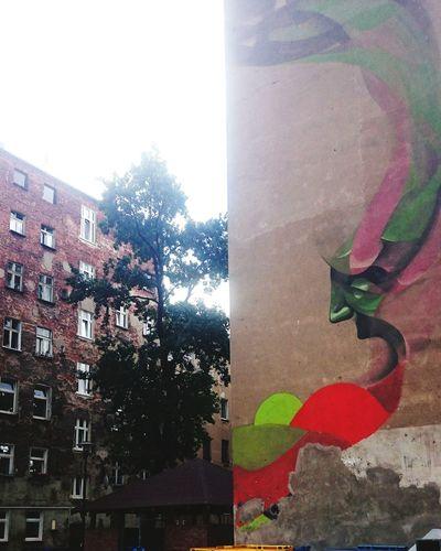 Street Photography Street Art Mural Art Art On The Wall Face