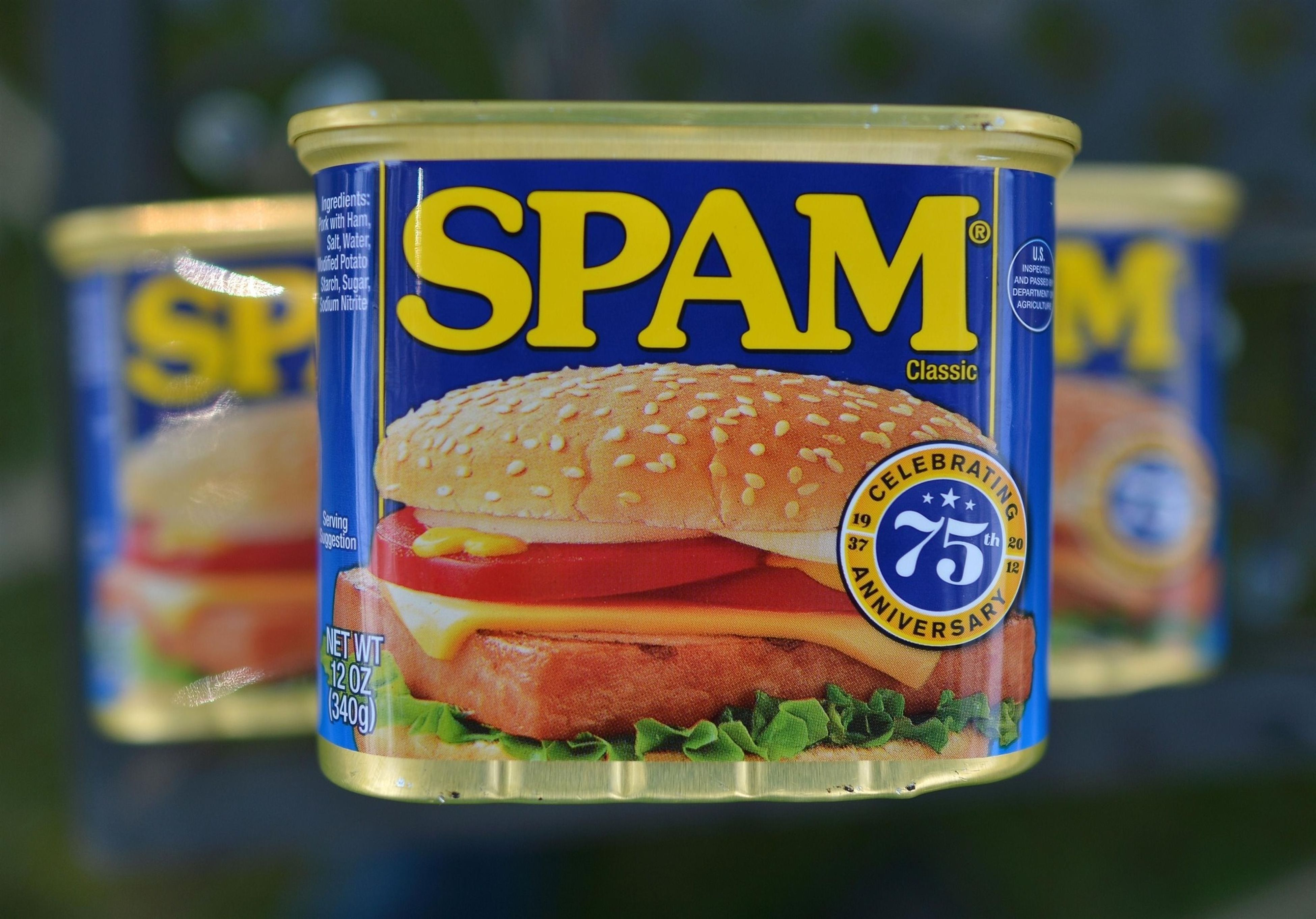 Don't send me... SpamJokeEat Email