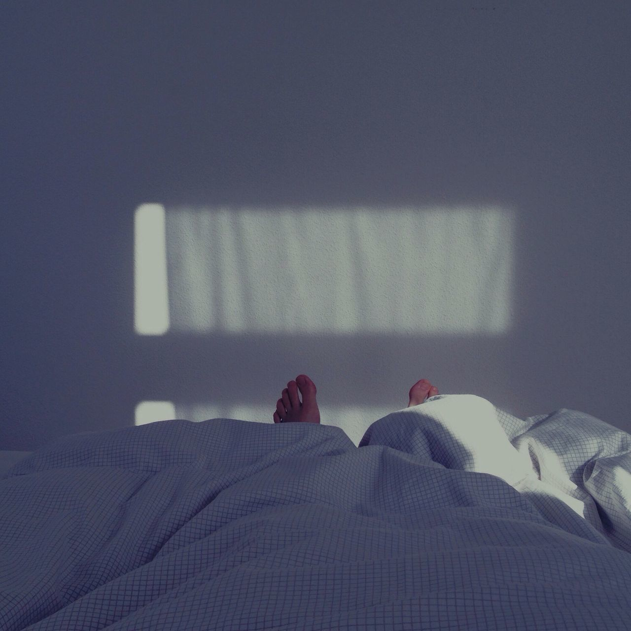 What I Value Learn & Shoot: Single Light Source Capture The Moment Learn & Shoot: Simplicity Bed Bedroom Bedtime Feet Morning Light And Shadow Light Sunshine Interior Design Interior Laying In Bed Cozy Lazy The Secret Spaces