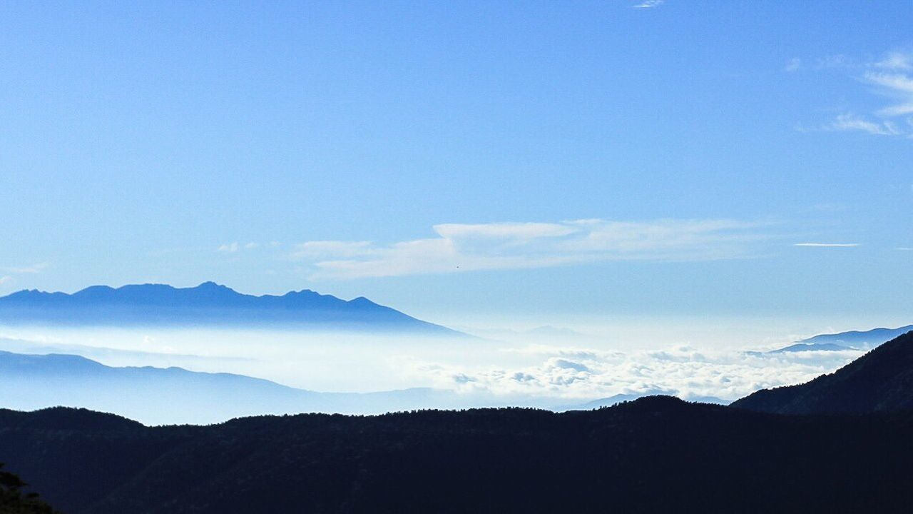 Beautiful stock photos of mountains, Beauty In Nature, Cloud, Day, Japan