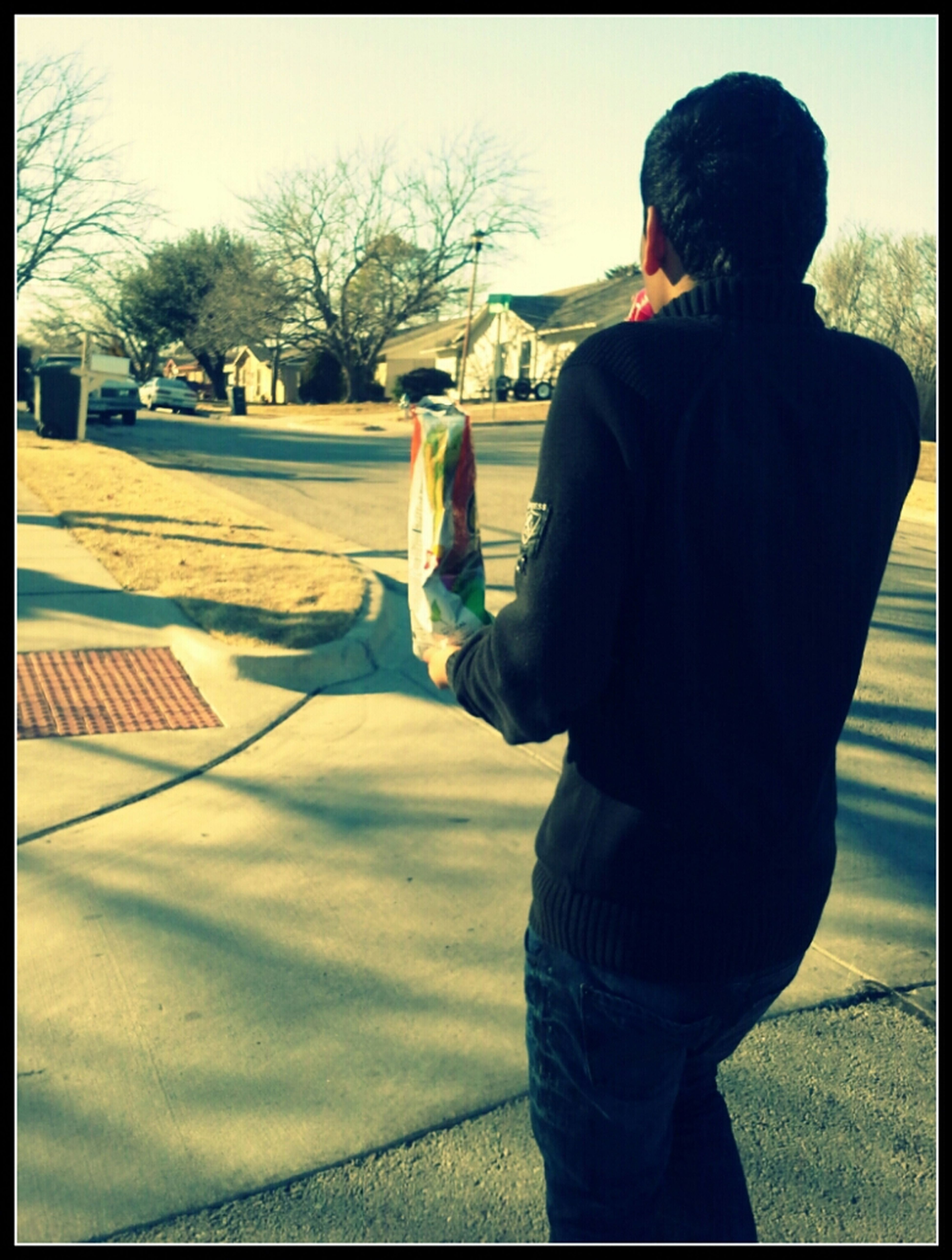 I Was Munching  Out /.^