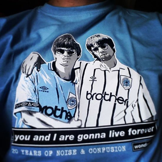 Oasis Manchester England Indierock best gallagher brothers noel liam band anni90 manchestercity wonderwall definitelymaybe anni90 overthetop instamusic celebration liveforever lovepics