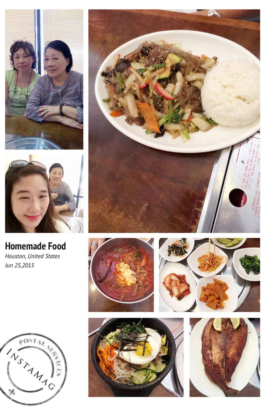 Korea food yummy