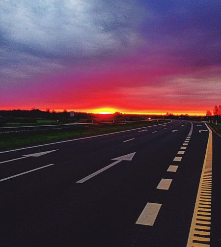 Sunrise in Lithuania First Eyeem Photo
