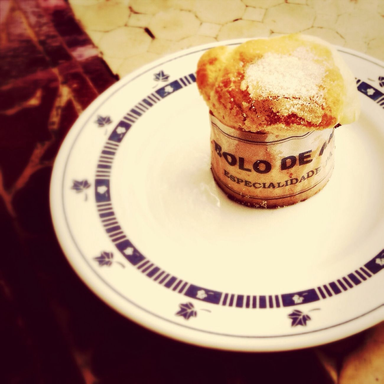 Portugal Cupcakes Bolo de Arroz