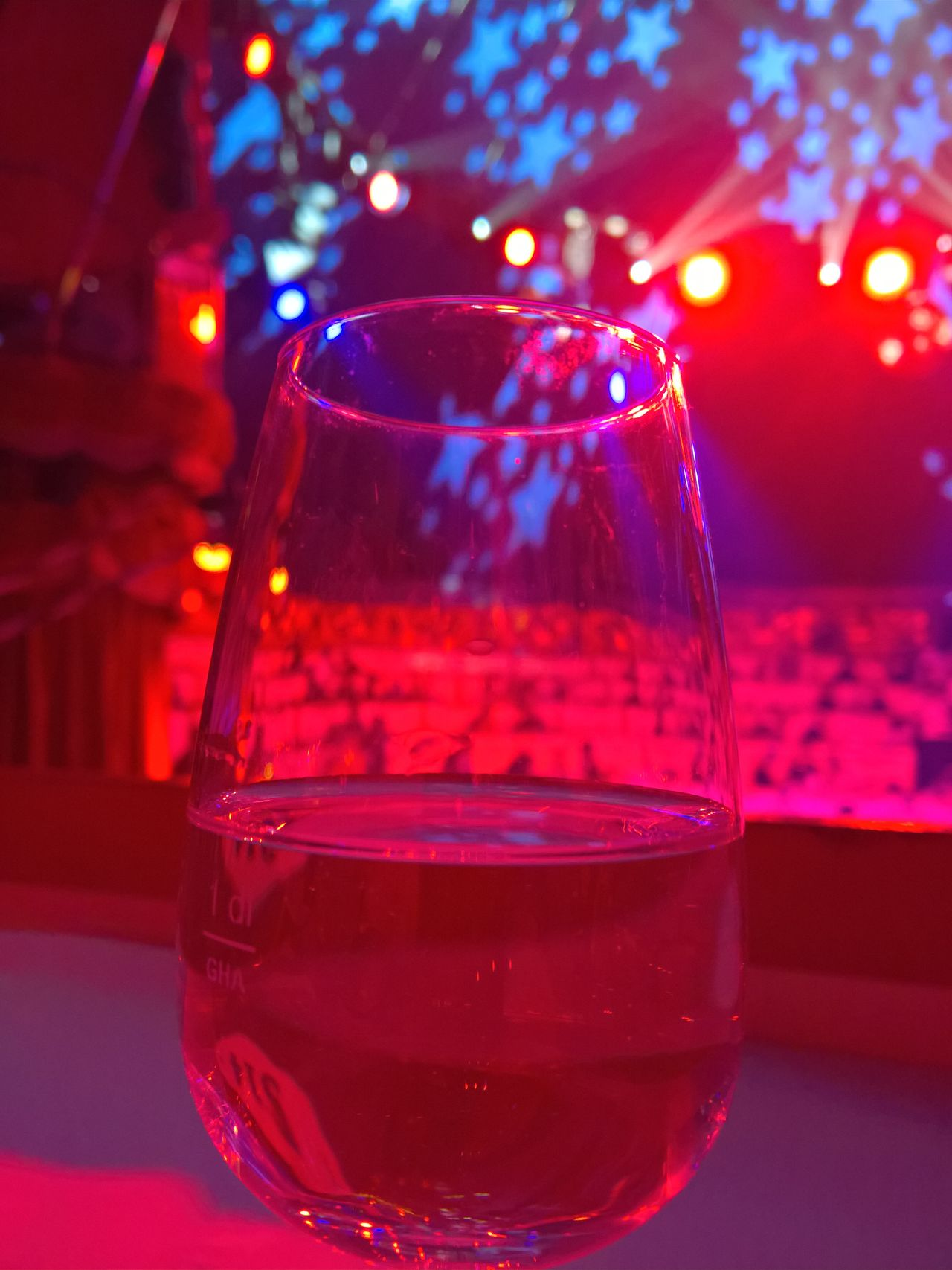 Arts Culture And Entertainment Cabaret Celebration Celebration Event Circus Drink Drinking Glass Entertainment Entertainment Event Fascination Glass Illuminated Light Effect Lighting Equipment Performance Stage - Performance Space Stage Light Unedited Photo