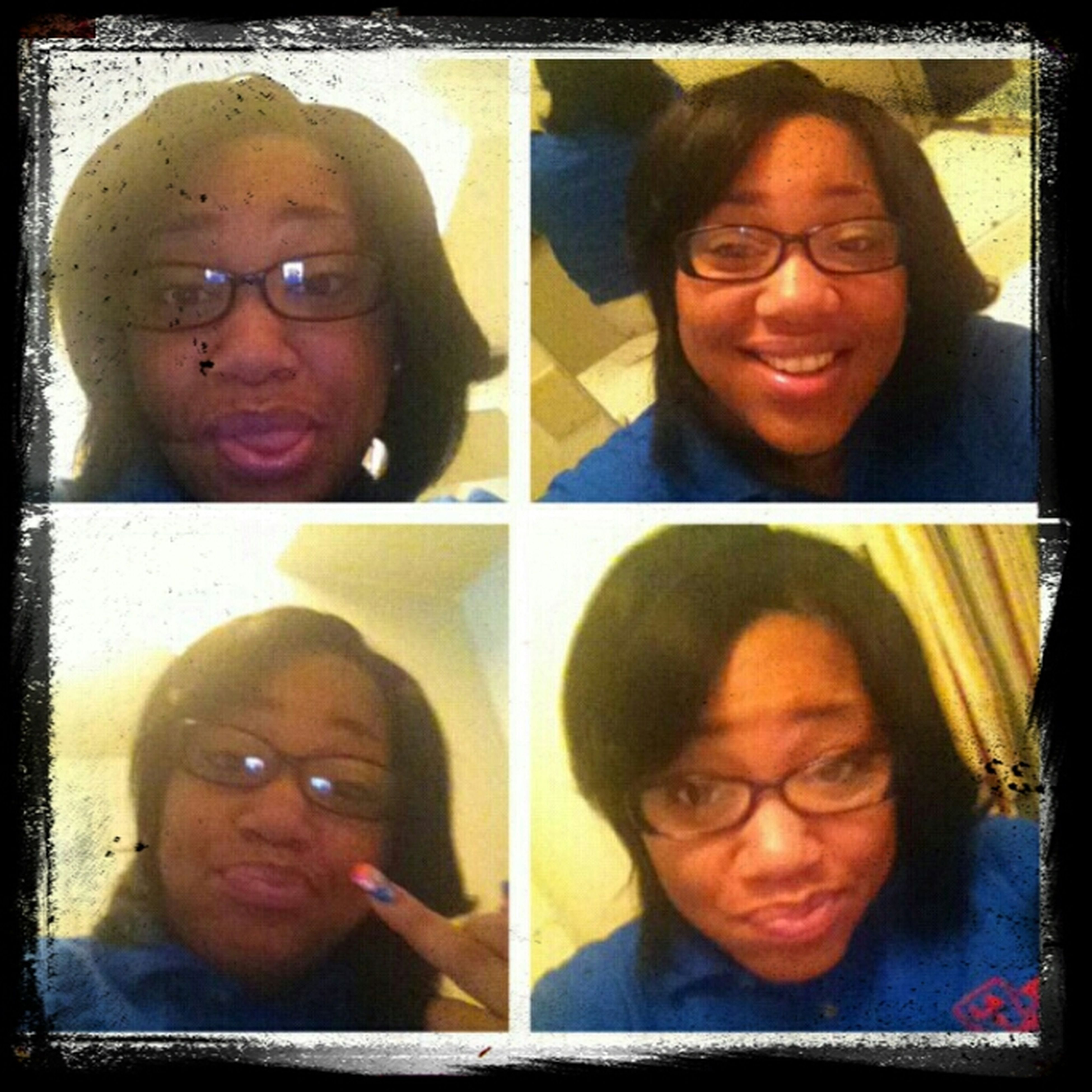 Many faces of me