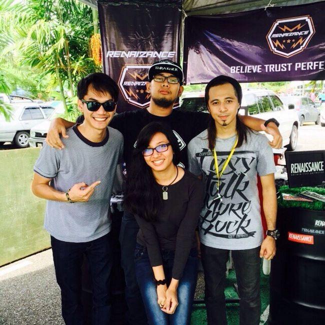 With The Maddthelin 🙌 Kuching Meetupkch2.0 Meetupkch Meetupkch2015 Maddthelin Renaizance Borneo Lifestyle 2015