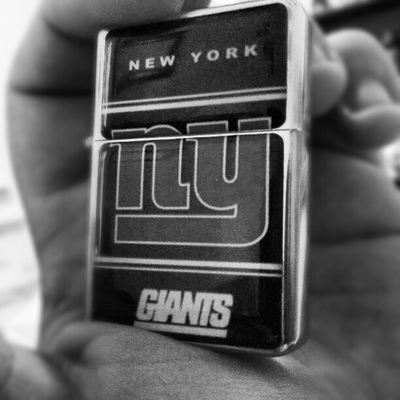 I don't smoke but a lighter can always come in handy. Thanks Miguel. Newyorkgiants Newyork Gmen Bigblue lighter instagood ny newyorkgiantsforlife