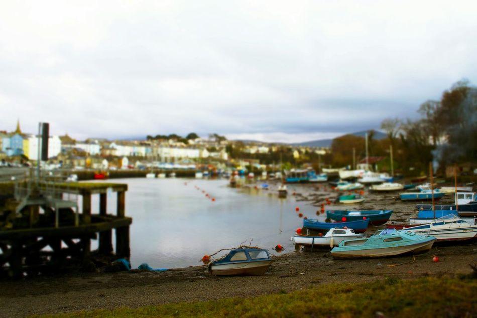 Caernarfon Harbour Wales Boats Tilt&Shift Tiltshift Tiltshiftphotography Showcase: November Tilt And Shift Tilt-shift Tilt Shift Effect Pastel Power Miles Away