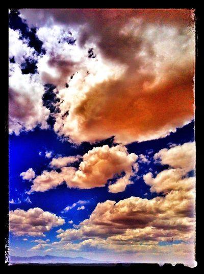 Clouds Clouds And Sky Cloudporn #sunset #sun #clouds #skylovers #sky #nature #beautifulinnature #naturalbeauty #photography #landscape