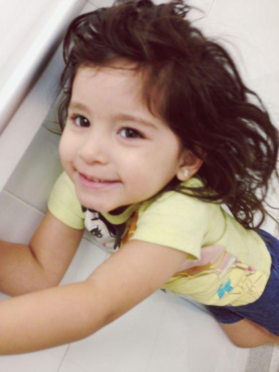 Una sonrisa pura da las energías para vivir Shinny ✨ Beutyfulsmile Little Girl