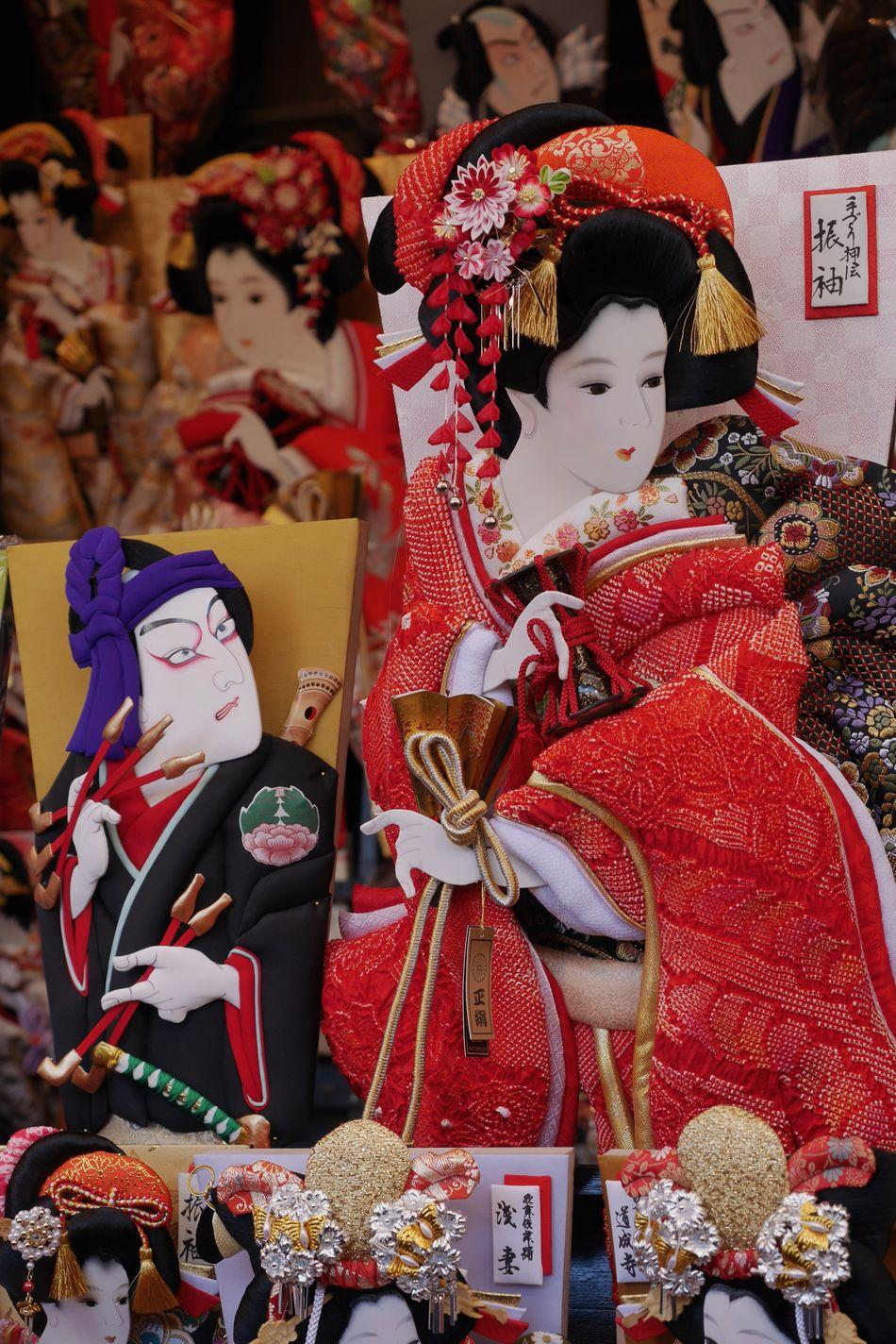 Battledore fair/羽子板市 Battledore Fair Traditional Hanging Out Enjoying Life Japan Style I Heart Tokyo My Winter Favorites LUMIX DMC-GX7