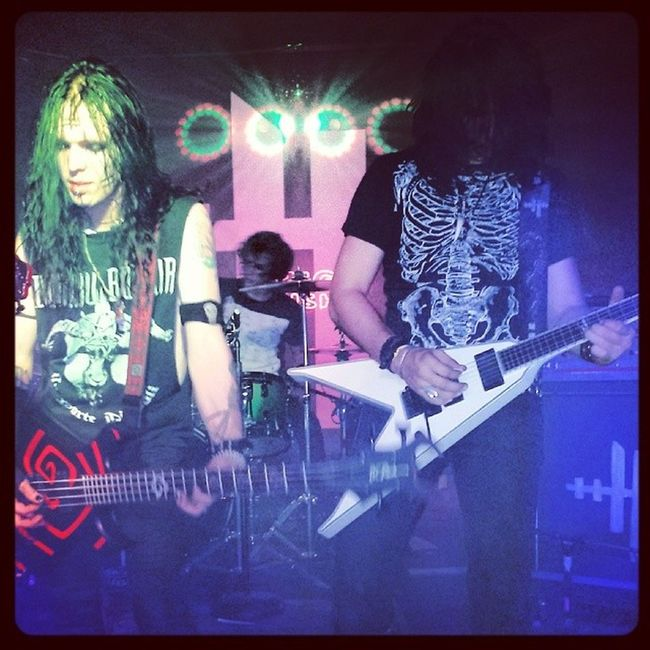 So stoked I got to check out Hessler in AZ. Hesslerofficial Bigfishpub Arizona Bcrich live solo inyourface