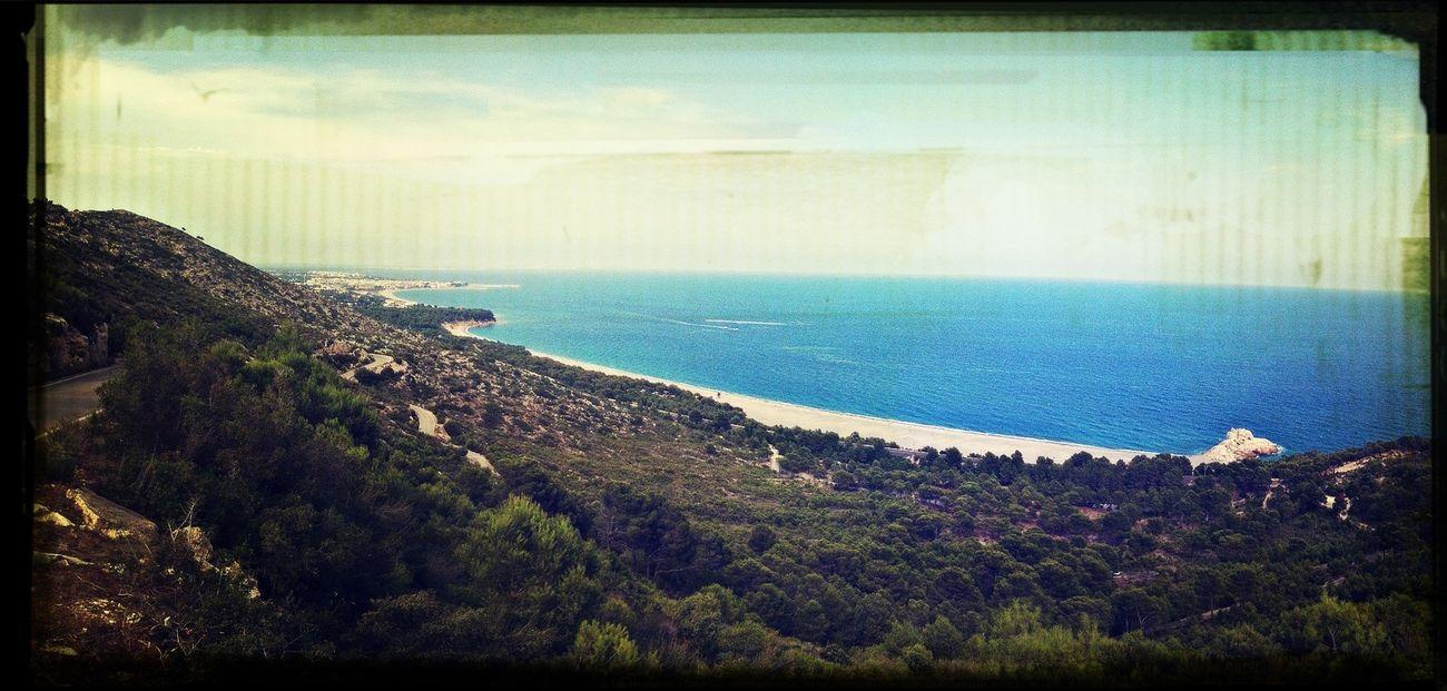 Panoramic Panorama Enjoying The View TRIATHLON