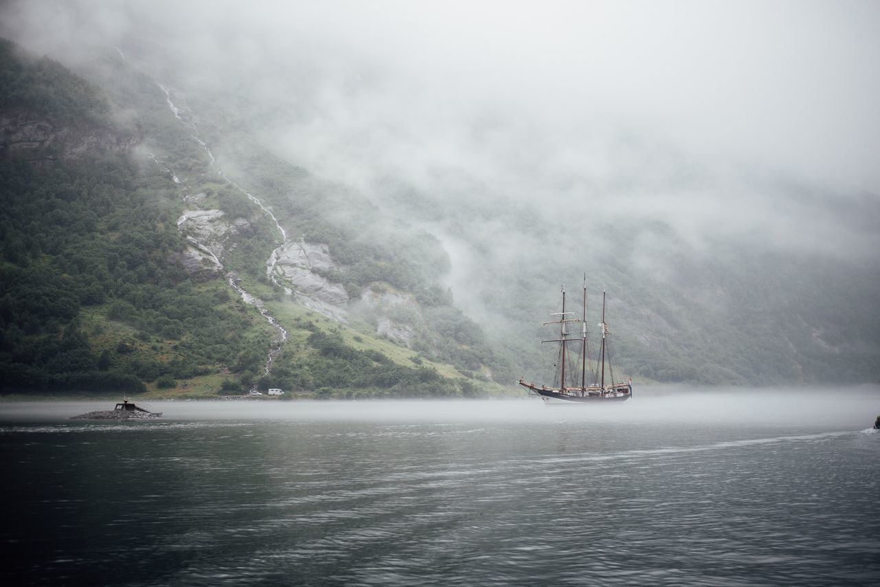 Beautiful stock photos of piraten, Day, Fog, Mast, Mode Of Transport