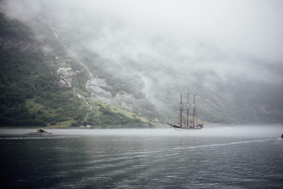 Beautiful stock photos of piraten, Day, Fog, Mast, Mode Of Transport
